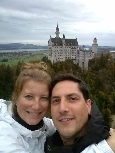 Château de Neuschwanstein, Munich, Allemagne