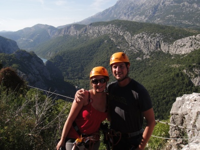 Omis, Croatie