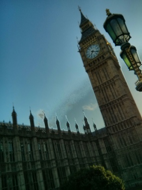 Big Ben, Londres, Royaume-Uni