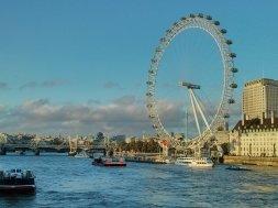 London Eye, Londres, Royaume-Uni