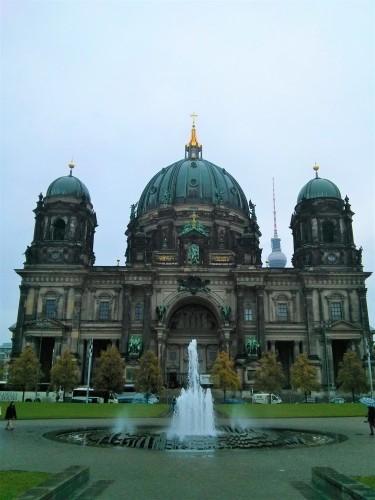 Cathédrale de Berlin, Allemagne