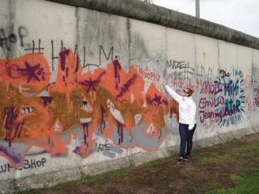 Mur de Berlin, Allemagne