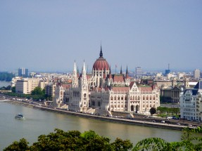 Parlement de Budapest, Hongrie