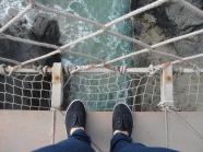 Carrick-a-Rede-Rope-Bridge, Irlande