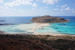Balos Beach, Crête,Grèce