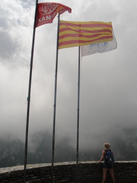 Ascension des Pyrénées, Espagne