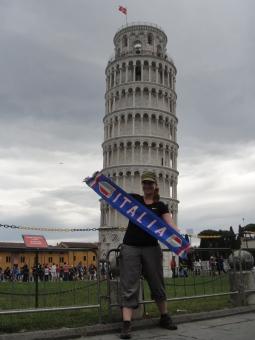 Tour de Pise, Italie