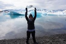 Glacier de Jokulsarlon, Islande