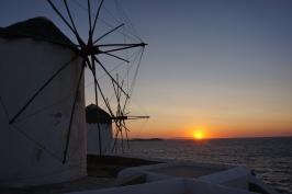 Mykonos, Grèce