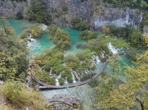 Parc de Plitvice, Croatie