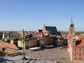 Varsovie, Pologne
