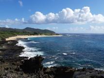 Paysage magnifique de l'île de Maui
