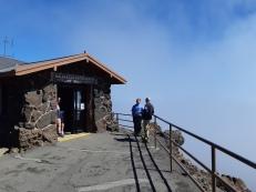 À 3000 mètres, au Haleakala National Park