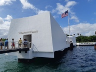 Mémorial du USS Arizona à Pearl Harbor